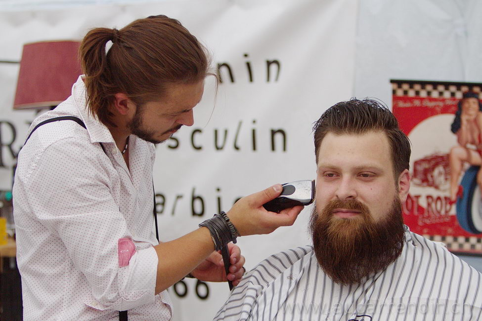 Photo du Barber Day du 6 juillet 2017